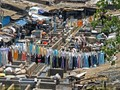 Laundry by hand in India
