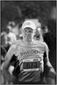 A marathon runner from Sweden