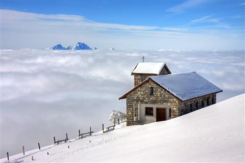 Rigi-mountain-Switzerland
