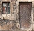 Decrepit Front Door...