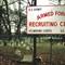 military recruiting center - graveyard