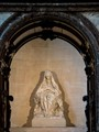 Virgin Mary in Paris Cathedral
