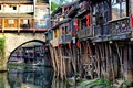Stilt House in Phoenix Ancient Town China