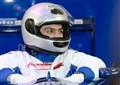 a racing car driver