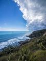 Storm over Muriwai NZ