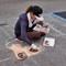 Venice,FL Chalk Art Show 2014