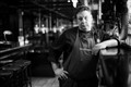 Chef Priit Toomits in pub Scotland Yard