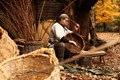 Basketmaker of Guedelon