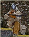 English Mediaeval Archer