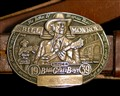Bill Monroe Belt Buckle