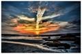 Omey Island Sunset