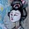Kyoto, Art on the Street.