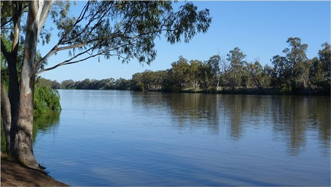 River Murray Sth Aust