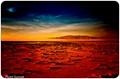 Pluto Sunset