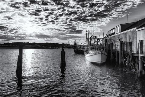 Gossmans Dock Montauk NY