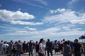 Crowd at BFCU Airshow