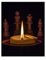 Chess by Candle Light