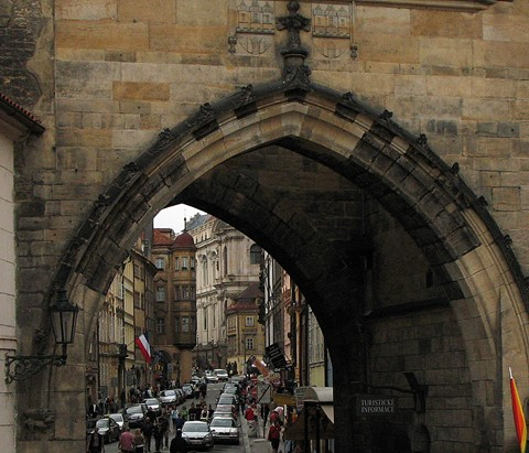 Underpass in Prague CZ Pic 2