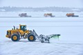 airport snow plows