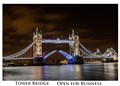 Tower Bridge Open for Business