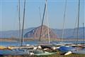2009-01-10 backbay boats and rock