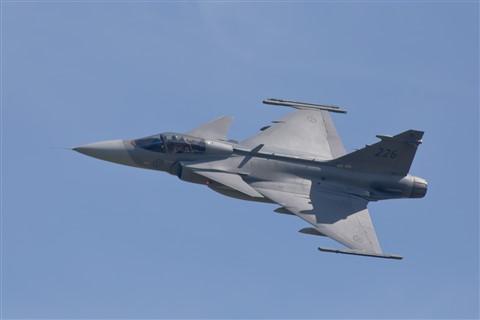 SAAB JAS39 Gripen-7602