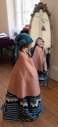 Dressing up at Morwellham-2811 (2)