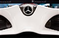 New design Mercedes sports car