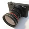 RX100 tested with Canon Close-Up Lens 250D