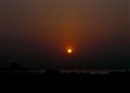 Sunrise in Doha