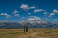 Grand Tetons Outhouse-3540