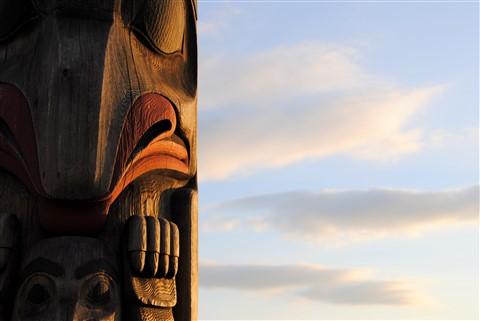 Evening Totem