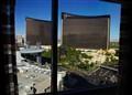 View From Treasure Island Hotel