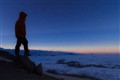 Sunday morning at Camp Muir