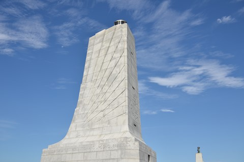 Wright Brothers Memorial, Outer Banks, NC