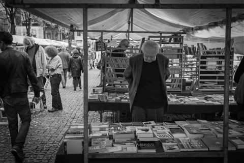 old book market