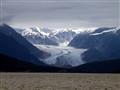 Herbert Glacier Southeast Alaska