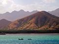Cape Verde fishing boats
