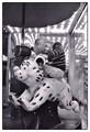 Carousel riding