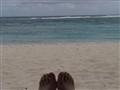 lazy feet