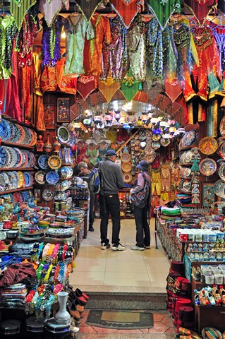 turkish bazar