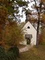 Castle Linderhof Chapel