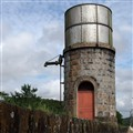 Railway watertower
