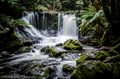 Horseshoe Falls, Tasmania, Australia