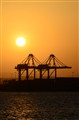 The Port of Djibouti, Africa