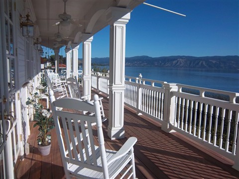 Rocking Chairs in Clearlake