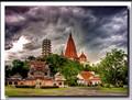 Wat Tum Suea Kanchanaburi, Thailand