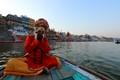 Sailing Sadhu