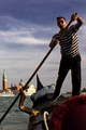 Rowing the Gondola