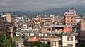 View from Marshyangdi Hotel, Kathmandu, Nepal